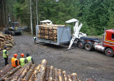 log-moving