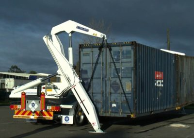 sidelifter container